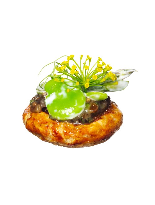 Vegetarian canap s catering london delivery service for Canape delivery